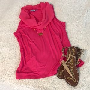 Antonio Melani hot pink blouse